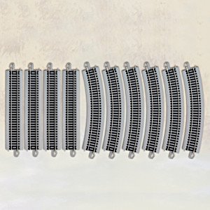 On30 Scale HO-Gauge Track Accessory Set