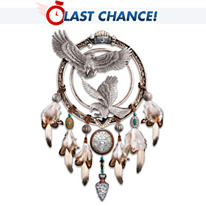 Spirits Unbound Dreamcatcher Wall Décor