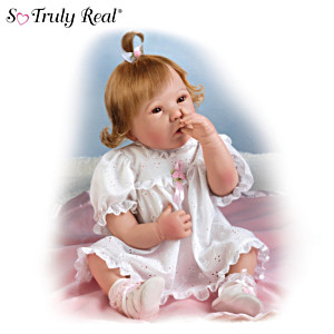 Huti, Picture-Perfect Reborn Baby Girl Doll