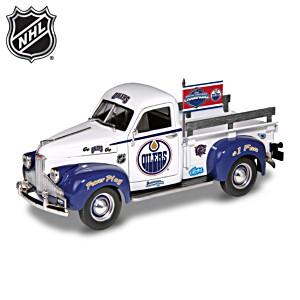 Go Oilers®, Go! 1947 Studebaker Diecast Pickup Truck