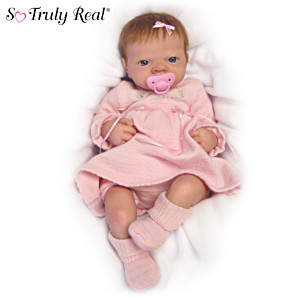 "Linda Webb's Baby Emily ""Celebration Of Life"" Doll"
