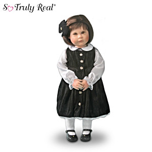 Lifelike Holiday Ivy Girl Baby Doll