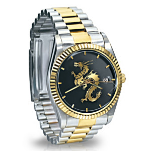 Spirit Of The Dragon Men's Watch