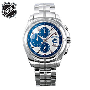 Vancouver Canucks® Men's Chronograph Watch