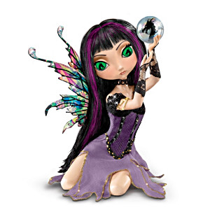 Jasmine Becket-Griffith Petite Fairy Doll With Dragon Eyes