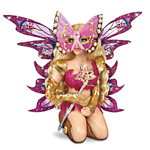 """Butterfly Warrior"" Fairy Doll Honours Women Of Strength"