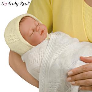 """""""Princess Charlotte's Royal Homecoming"""" Lifelike Baby Doll"""