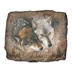 Carl Brenders Wolf Portrait Wall Decor