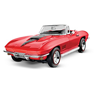 The Ultimate Sting Ray: 1967 Corvette 427 Sculptural Car