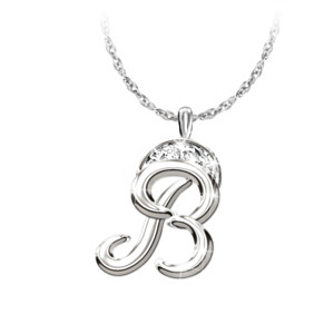 "Alfred Durante ""Diamond Signature Pendant"" Necklace"