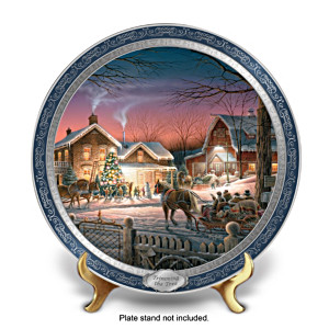 Terry Redlin 120th Anniversary Commemorative Collector Plate