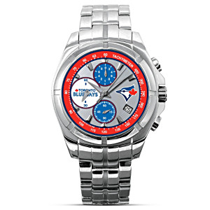 Toronto Blue Jays Commemorative Men's Chronograph Watch