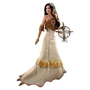 "Renata Jansen ""Sacred Circle Of Love"" Porcelain Bride Doll"