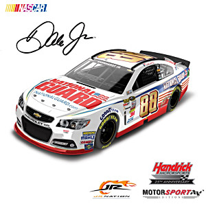 1:24-Scale Dale Jr. No. 88 2014 National Guard Diecast Car