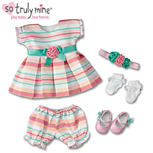 Party Princess Accessory Set For The So Truly Mine Baby Doll