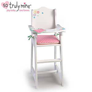 High Chair Accessory Set For The So Truly Mine Baby Doll