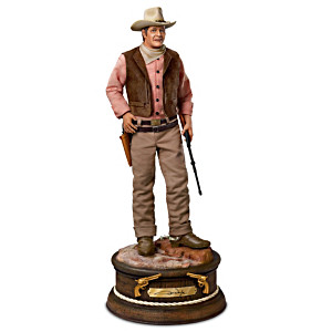 John Wayne Masterpiece Edition Sculpture
