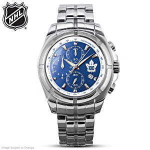 Toronto Maple Leafs® Centennial Men's Chronograph Watch