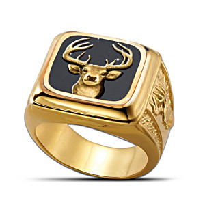 The Official 10-Point Buck Ring
