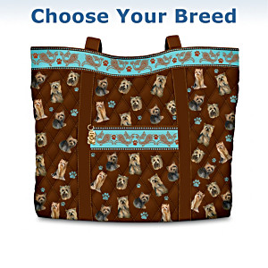 """Faithful Friend"" Tote Bag And Free Cosmetic Cases"