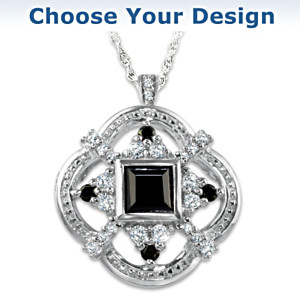 Women Of The Crown Diamonesk Necklace: Choose From 6 Designs