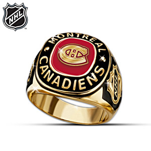NHL® Montreal Canadiens® Men's Ring