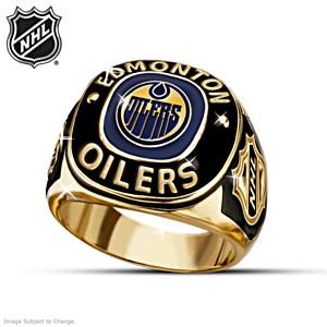 Edmonton Oilers® Ring