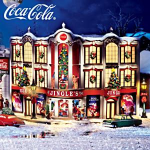 COCA-COLA Holiday Village Collection