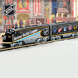 """NHL® Original Six™ Express"" Train Collection"