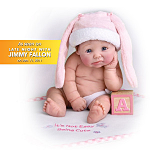 Anatomically-Correct Miniature Baby Doll Collection