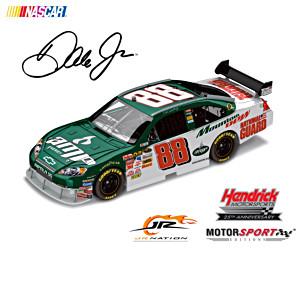 """1:24 Scale Dale Jr. """"Paint Schemes"""" Diecast Cars"""