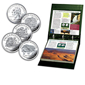 The U.S. National Parks Quarters Coin Collection