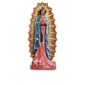 Our Lady Of Guadalupe Devotion Collection With FREE Rosary