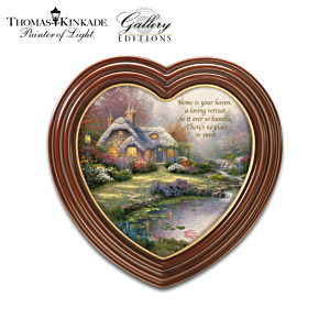 Best-Selling Thomas Kinkade Cottage Art Framed Canvas Prints