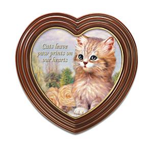 Jürgen Scholz Cat Art Framed Canvas Print Collection