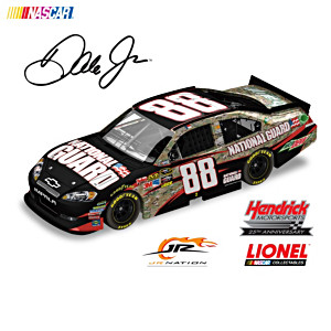 1:24 Scale Dale Jr. 2011 Sprint Cup Series Diecast Cars