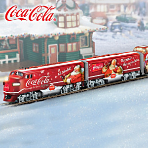 The COCA-COLA Through The Years Express Train