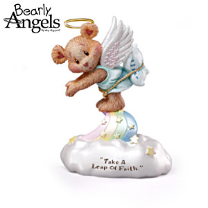 Bearly Angels Figurine Collection By Guy Gilchrist