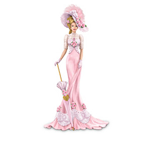 Dona Gelsinger Breast Cancer Awareness Figurine Collection