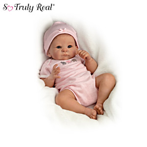 "Tasha Edenholm ""Precious Little Ones"" Poseable Baby Dolls"