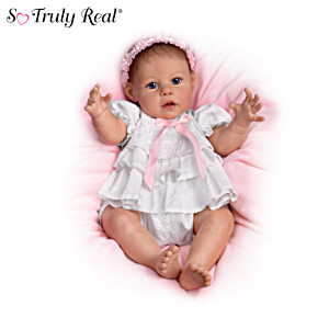 Touch-Activated Baby Doll Collection By Jannie DeLange