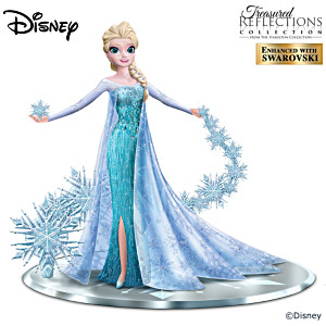 "Disney ""Magical World Of FROZEN"" Figurine Collection"