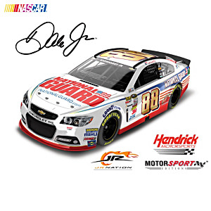 1:24-Scale Dale Jr. No. 88 2014 Diecast Car Collection