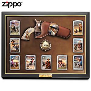 John Wayne Art Zippo® Lighter Collection