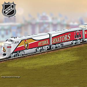 Ottawa Senators® Express Electric Train Collection